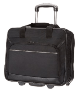 AmazonBasics Rolling Laptop Case at rs.1537