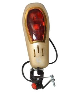 Buy ABC Multicolour Bicycle Battery Horn for Rs.299 only