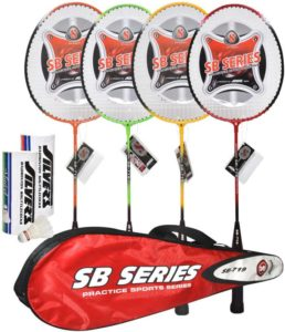 Buy Badminton Gears at 50% off and more