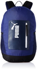 Puma 24 Ltrs Blue-Black Casual Backpack (7511601) at Rs.576 only