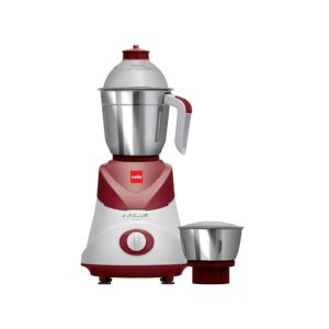 Amazon - Buy Cello Amaze 500-Watt Mixer Grinder with 2 jars (Marron) at Rs 1392