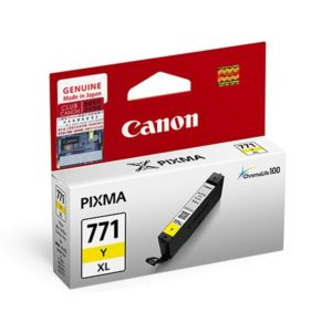 Canon Pixma CLI-771XL Ink Tank (Yellow)