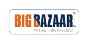 big bazaar 100 code