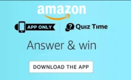 Amazon Quiz Redmi Note 8 Pro