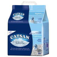 Bild von CATSAN Hygiene Streu 20 Liter