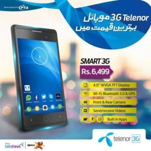 Telenor Smart 3G