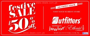 Outfitters Sale 2015 on Ethnic & Junior Collection