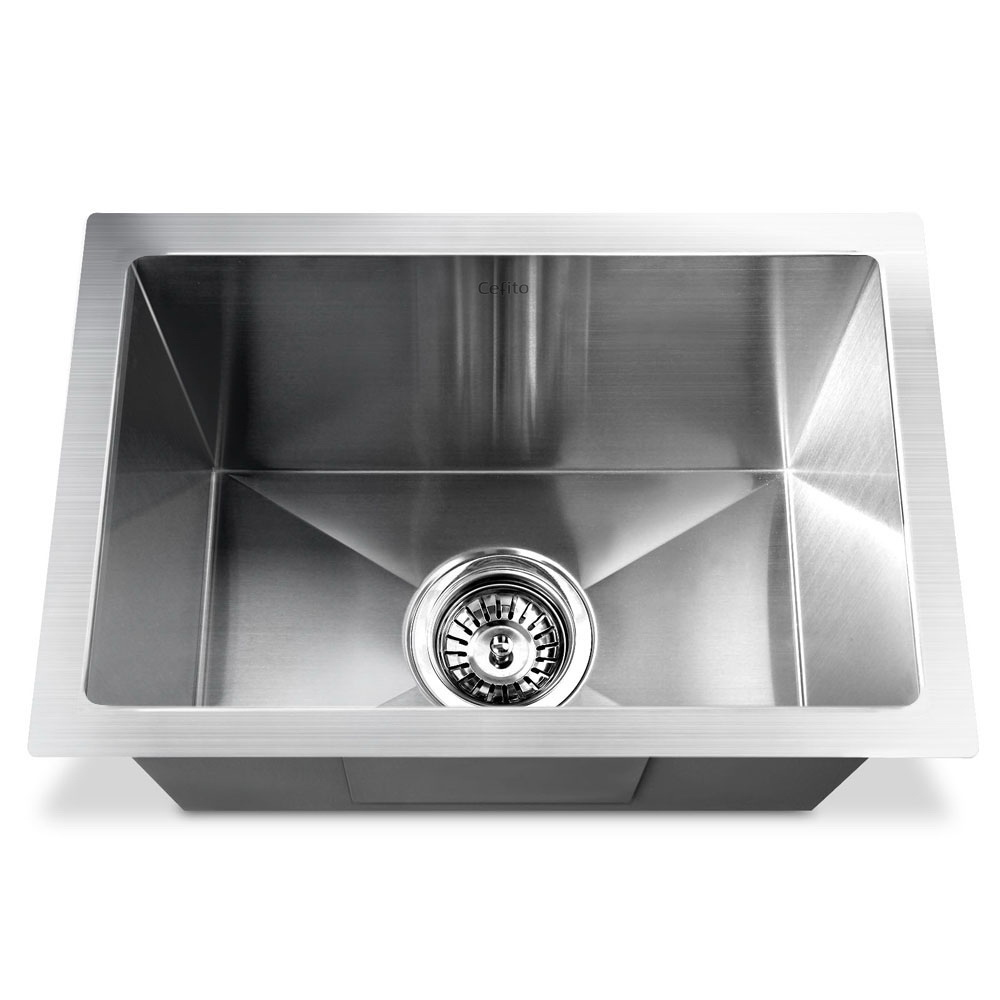 Cefito 450 x 300mm Stainless Steel Sink