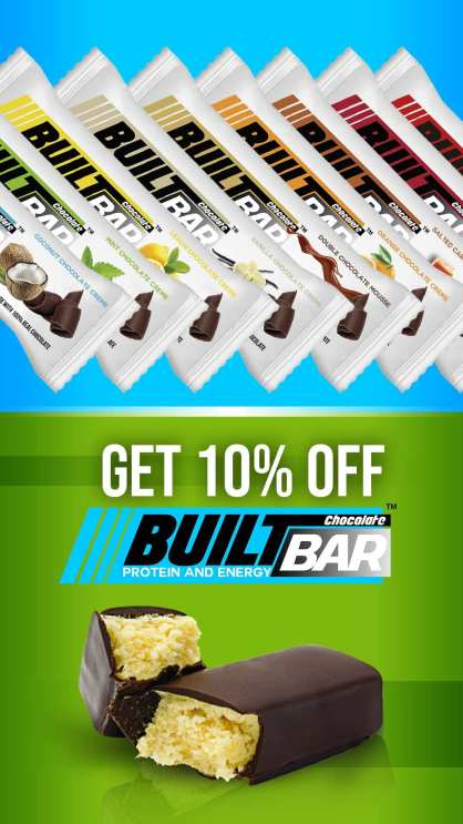 built bar 10 off