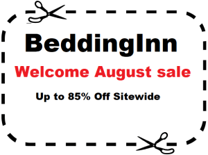beddinginn august sale