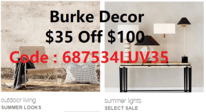 burke decor coupon code