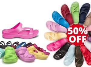 dawgs us 50% off foot wear