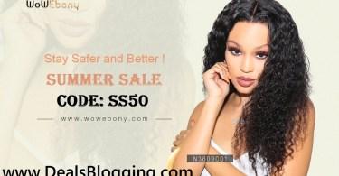 WoWebony Summer Sale 50