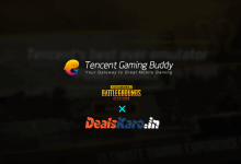 Photo of Tencent Gaming Buddy Chinese Version Error fixed