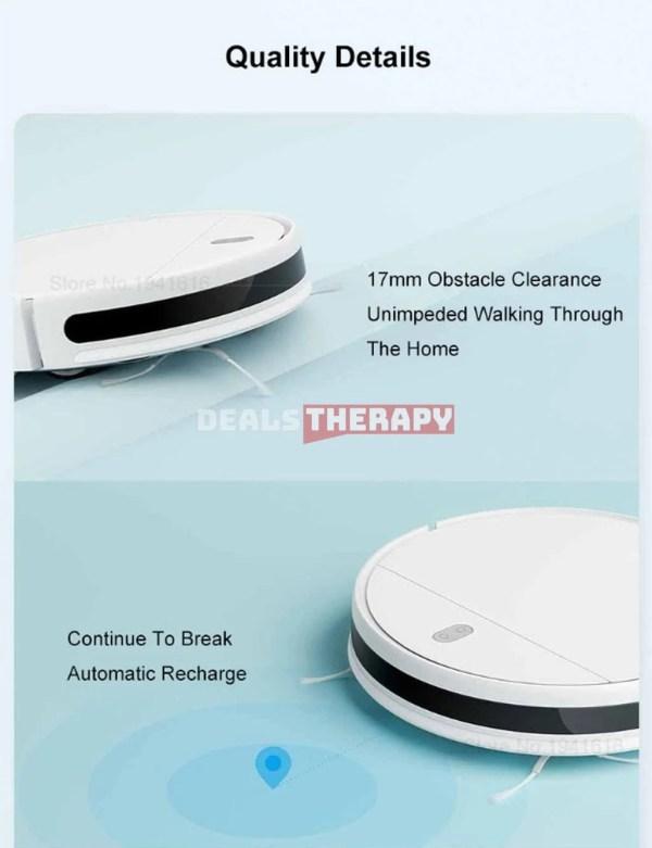 Xiaomi Mijia G1 2020 Robot Vacuum Cleaner - Where To Buy ...