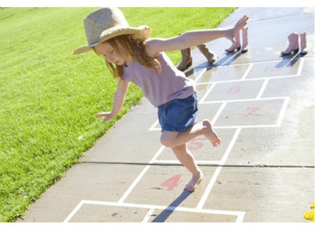 Image result for kids hopscotch