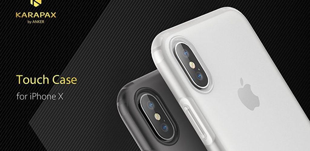 Buy iPhone X Matte Soft TPU Case for $4 (Reg. $7)