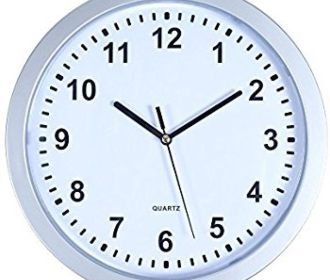 Buy 10″ Wall Clock with Hidden Safe for $10.87