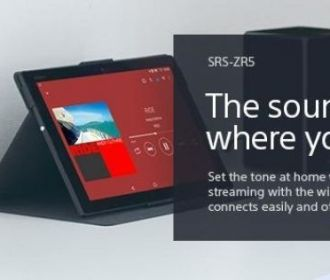 Buy Sony's Wi-Fi + Bluetooth Speaker for $98