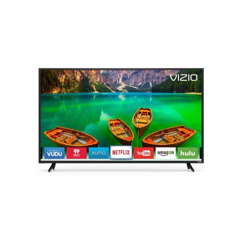"VIZIO 50"" Class 4K (2160P) Smart LED TV (D50-E1) - Walmart.com"