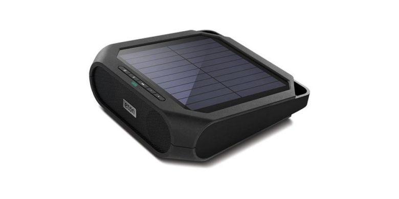 Eton Solar Speaker or Weather Radio