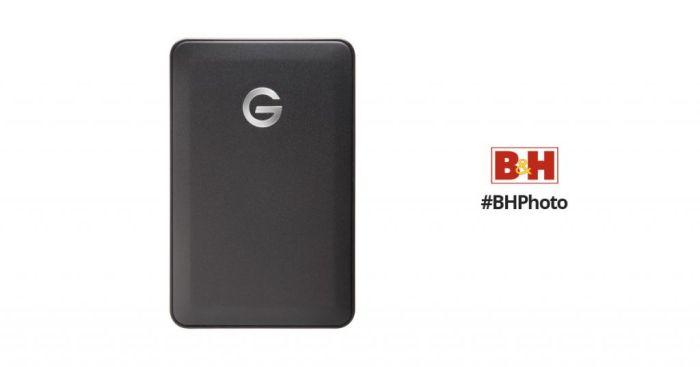G-Technology 2TB G-DRIVE mobile USB 3.1 Gen 1 Hard Drive 0G05450