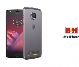 Buy Moto Z2 Play 64GB Unlocked Android Smartphone for $330