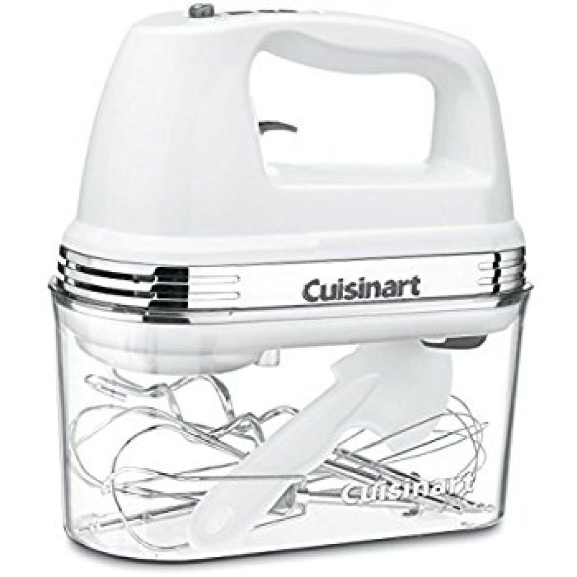 Amazon.com: Cuisinart HM-90S Power Advantage Plus 9-Speed Handheld Mixer with Storage Case, White: Hand Mixers: Kitchen & Dining