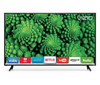 Buy Vizio D-Series D50f-E1 50″ 1080p Smart LED HDTV for $299.99