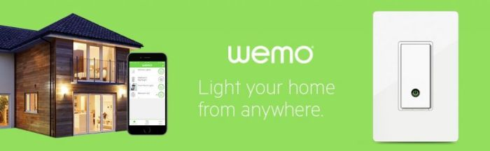 Amazon.com: Wemo Light Switch, Wi-Fi enabled, Works with Alexa and Google Assistant: Cell Phones & Accessories