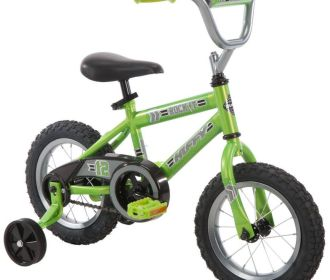 Buy Huffy 12″ Boys' Bike with Training Wheels only $29.92