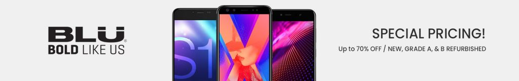 BLU Phones Special Discount Sales Event – Daily Steals