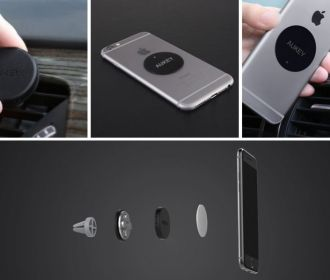 Buy Air Vent Magnetic Phone Mount for $3.99