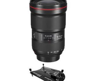 Buy Canon EF 16-35mm f/2.8L Lens + Platypod Max Plate + Ball Head for $1899