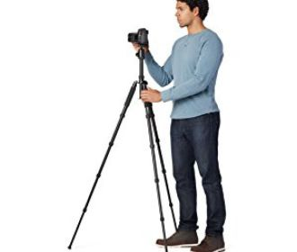 Buy 63-Inch Lightweight Aluminum Travel Tripod/Monopod with Bag for $33.33