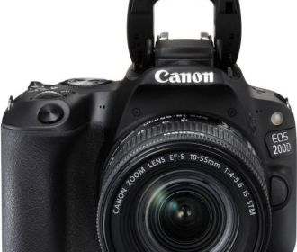 Buy Canon EOS 200D DSLR Camera for Rs 50,990