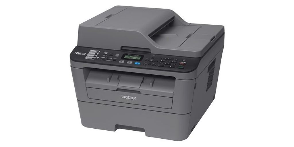 Brother AIO Laser Printer w/ Wireless Networking