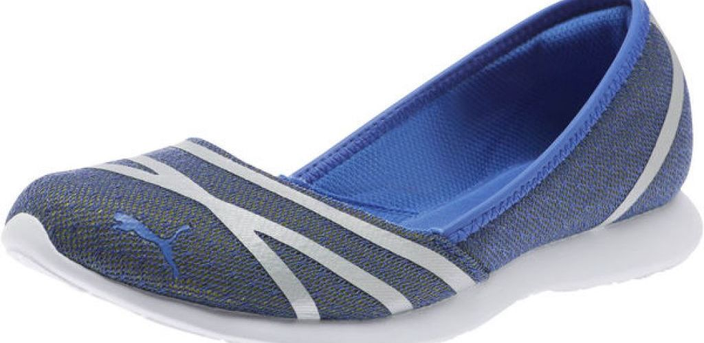 Buy Puma Vega Mesh Ballet Flats for $19.99 (Was $50.00)