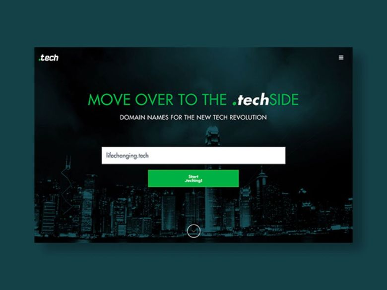 Radix '.tech' Domain: 10-Yr Subscription | StackSocial