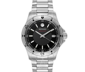 Buy Movado 40mm Stainless Steel Bracelet Men's Watch for $289