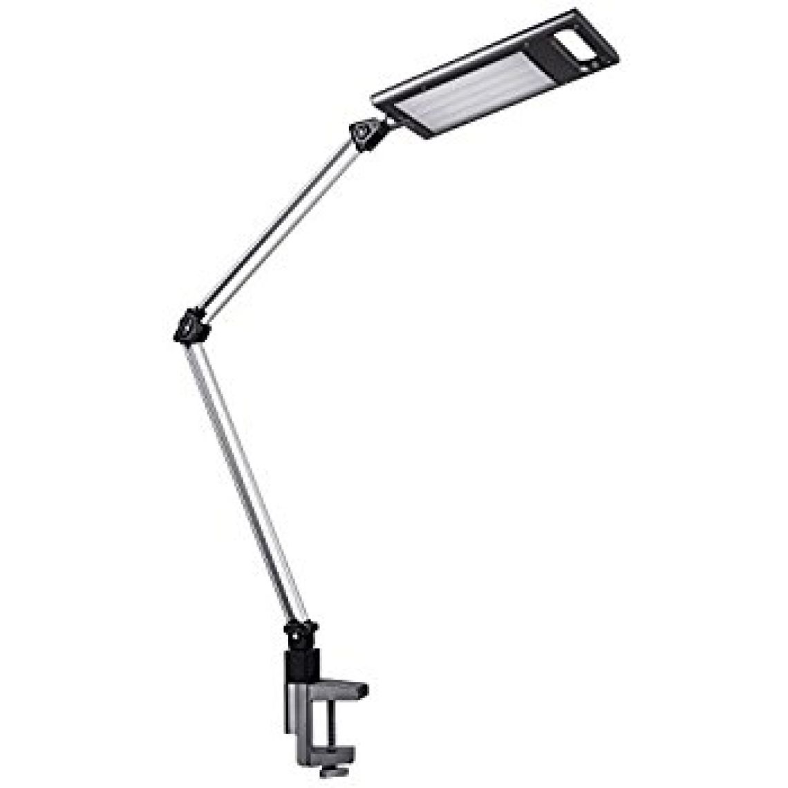 LED Desk Lamp, Aglaia Table Light / Clamp Lamp / with Metal Swing Arm ( 3 Levels of Brightness, Touch Control, Eye-Protection) Adjustable Architect Workplace / Office Light - - Amazon.com