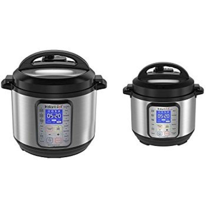 Amazon.com: Instant Pot Duo Plus 6 Qt and 3 Qt Bundle: Home & Kitchen