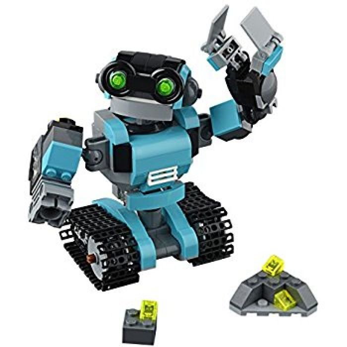 Amazon.com: LEGO Creator Robo Explorer 31062 Robot Toy: Toys & Games