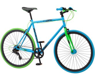 Buy Schwinn Men's 700C Cutback Bike in Blue for $99
