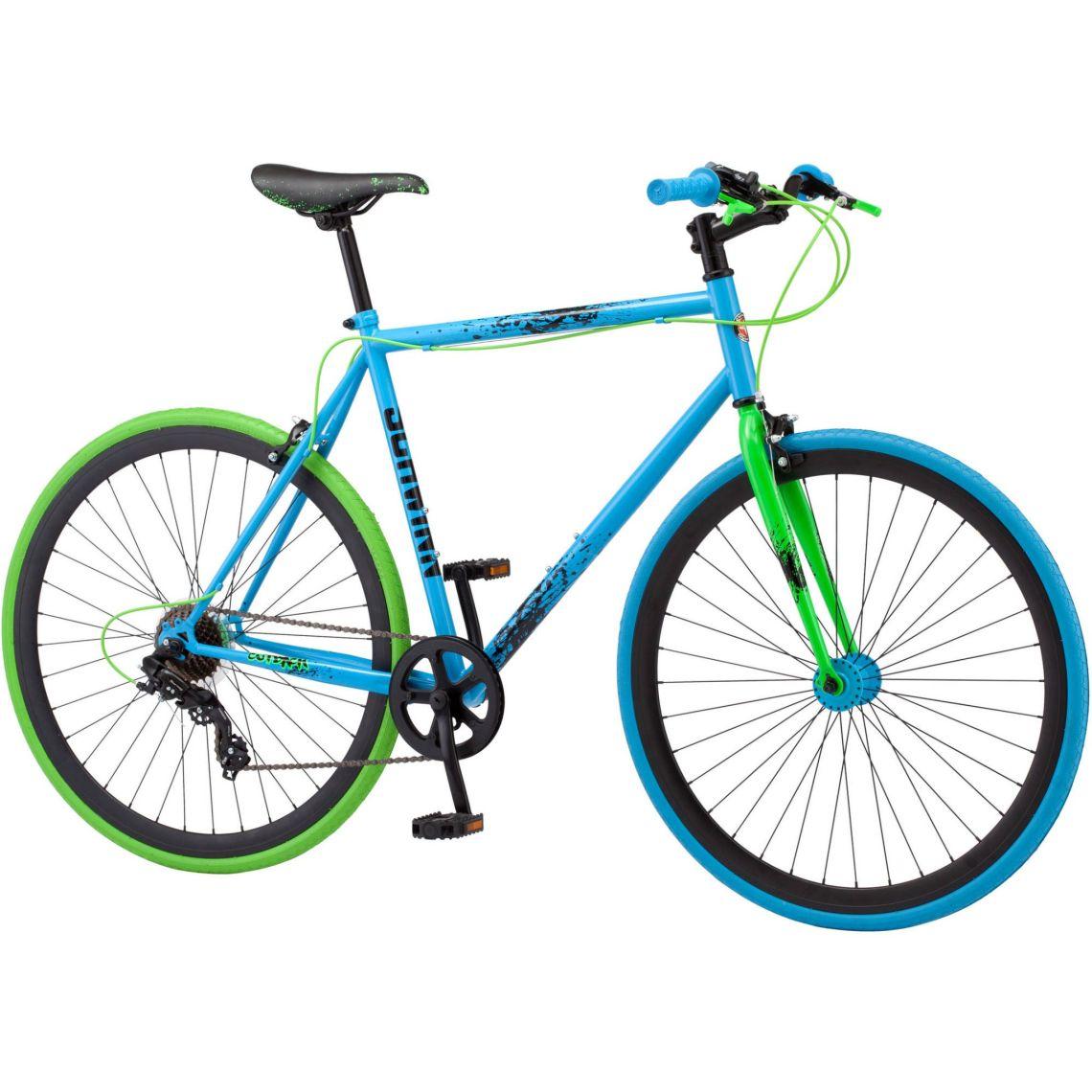 700C Schwinn Cutback Men's Bike, Blue - Walmart.com