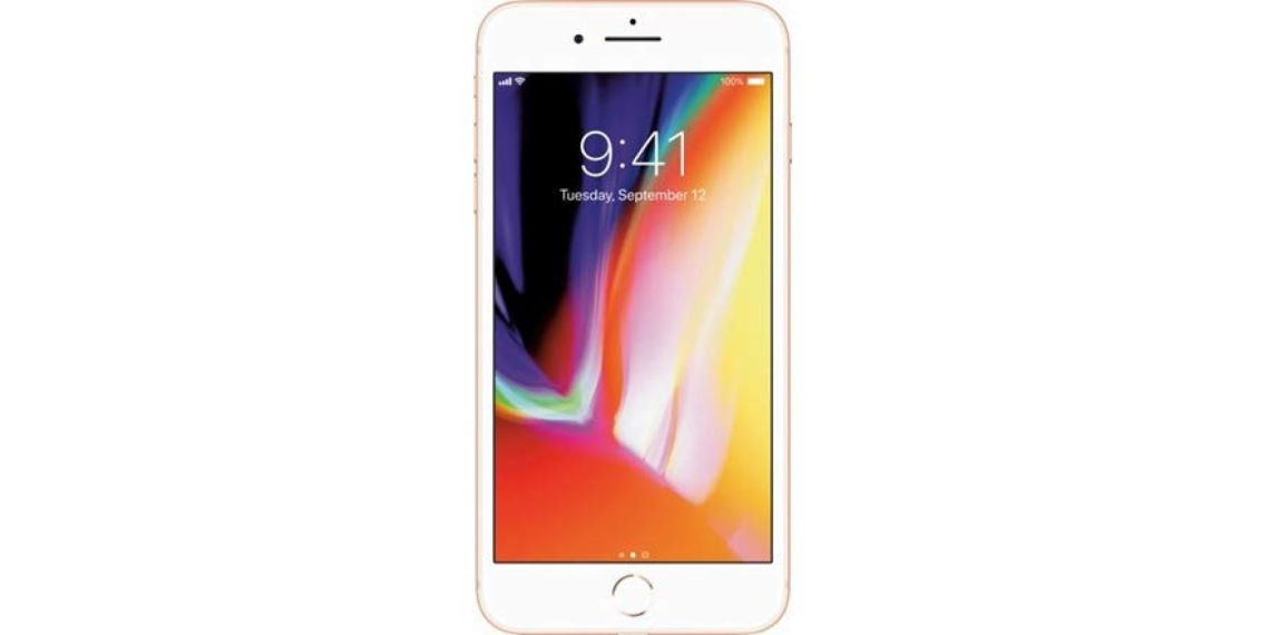 Apple A1864 iPhone 8 Plus 64GB Fully Unlocked