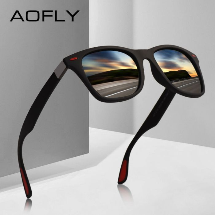 AOFLY BRAND DESIGN Classic Polarized Sunglasses Men Women Driving TR90 Frame Sun Glasses Male Goggles UV400 Gafas De Sol AF8083-in Sunglasses from Men's Clothing & Accessories on Aliexpress.com | Alibaba Group