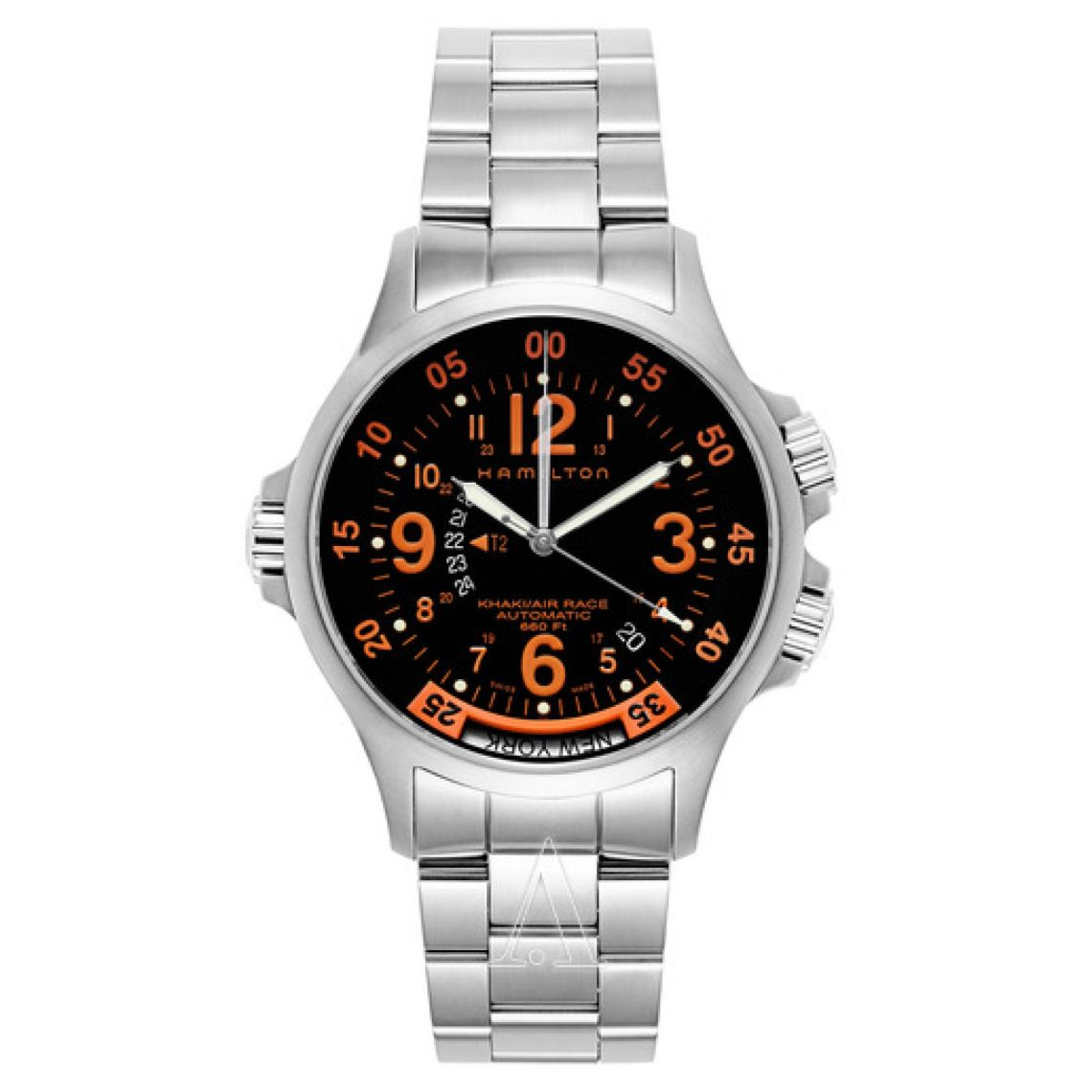 Hamilton Khaki Aviation H77665173 Men's Watch , watches