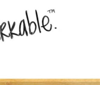 Buy Pack of 4 – Dry Erase Whiteboard Board Eraser, Soft Pile, 5 1/8 W x 1 1/4 H for $8.59