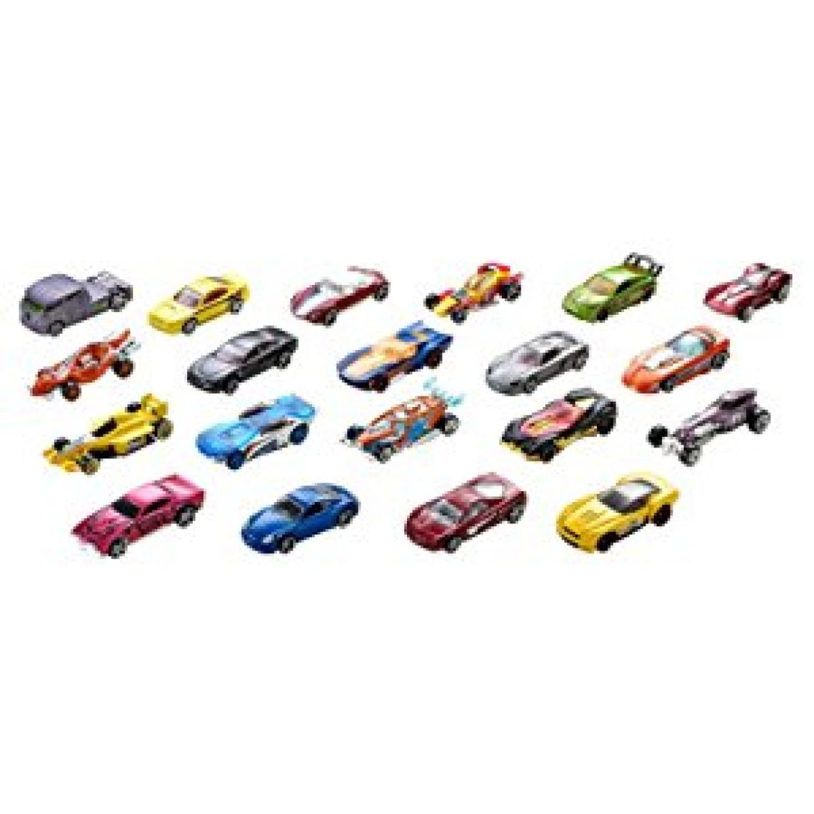 Amazon.com: Hot Wheels 20 Car Gift Pack (Styles May Vary): Hot Wheels: Toys & Games